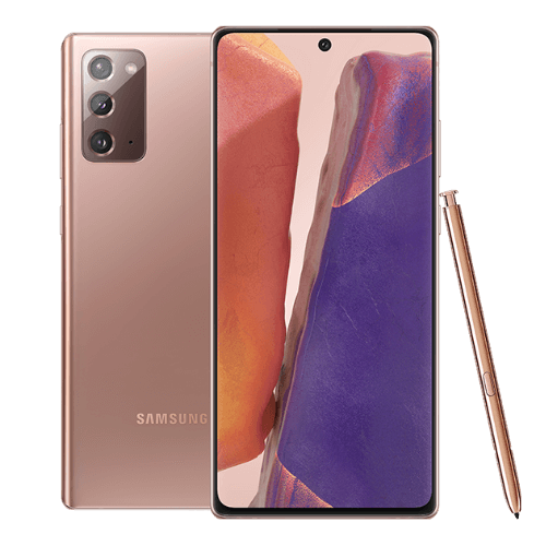 Línea Samsung Note