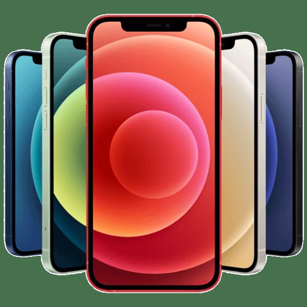 iphone 12 pantallas colores